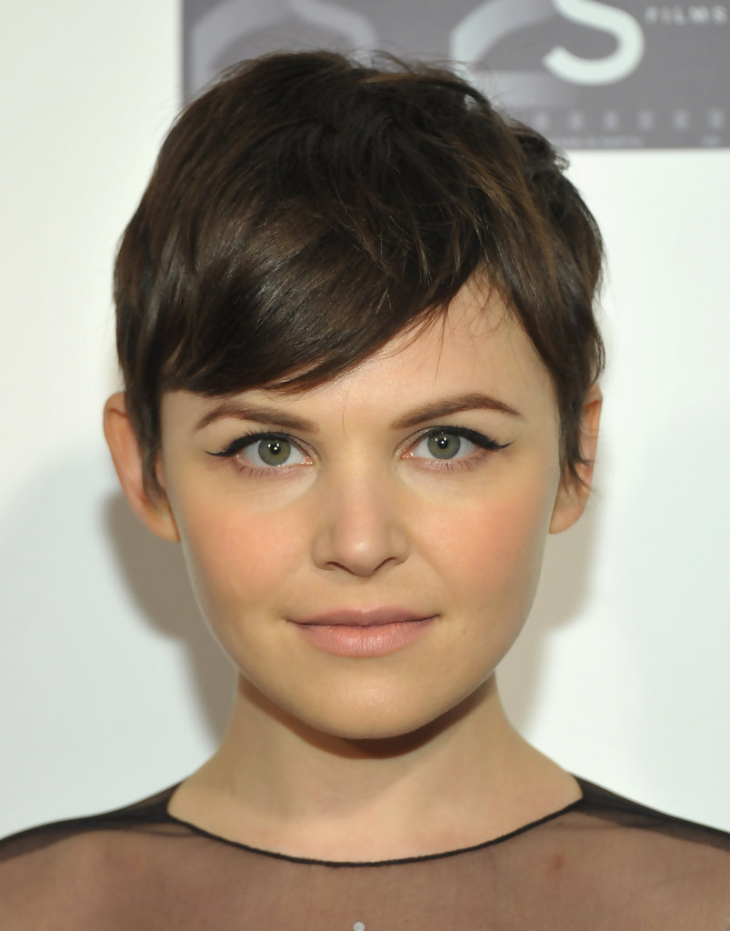 Perfect Pixie Haircut For Round Face Shape