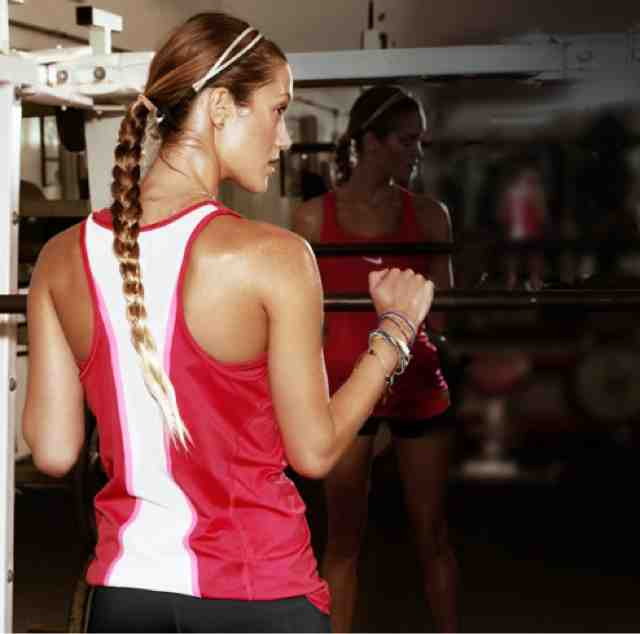 braided-hairstyle-for-working-out