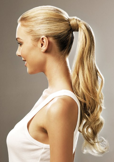Gorgeous Ponytail To Wear To The Gym Women Hairstyles