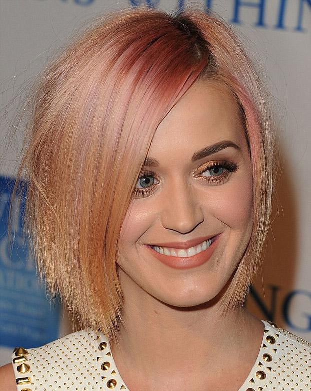 Katy Perry Inspired Bob Haircuts Women Hairstyles