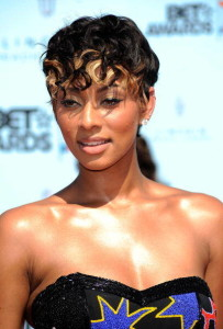 Keri Hilson Curly Hairstyle Women Hairstyles