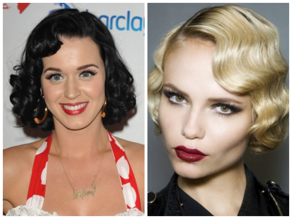 retro-curly-hairstyle-for-oval-faces