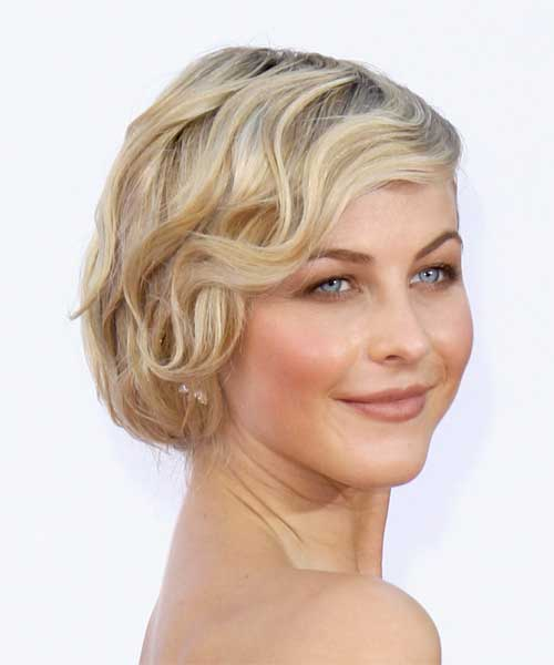 soft-wavy-formal-hairstyle-for-short-wavy-hair
