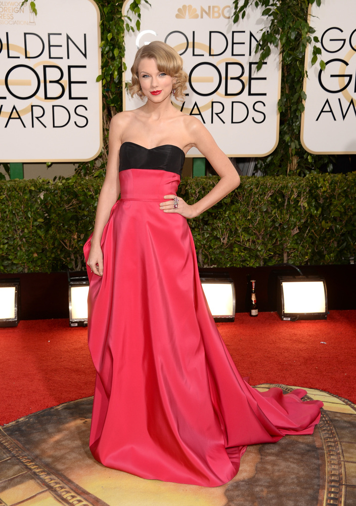 best golden globe hairstyle