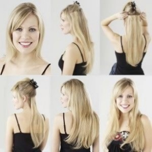 Clip In Hair Extensions For Wedding Day