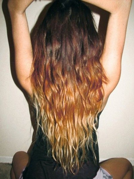 Long Wavy V Shape Hair Women Hairstyles
