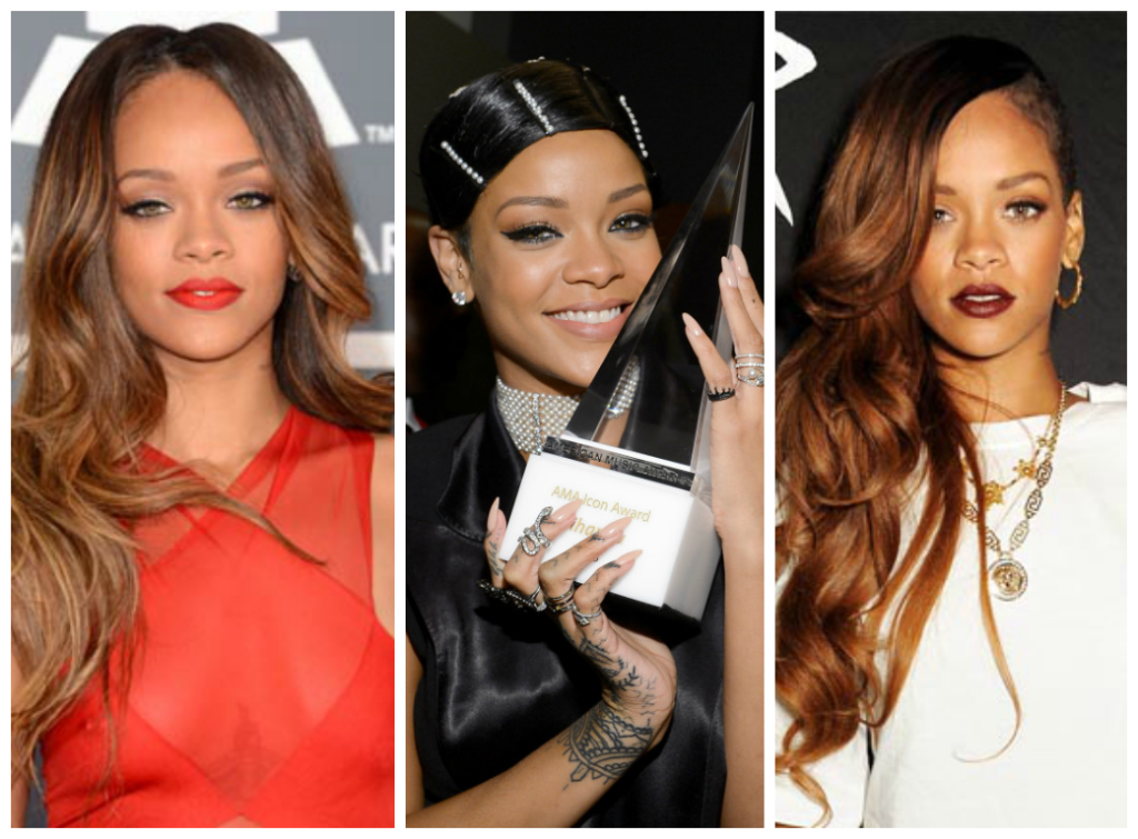 Rihanna-2013-Hairstyles