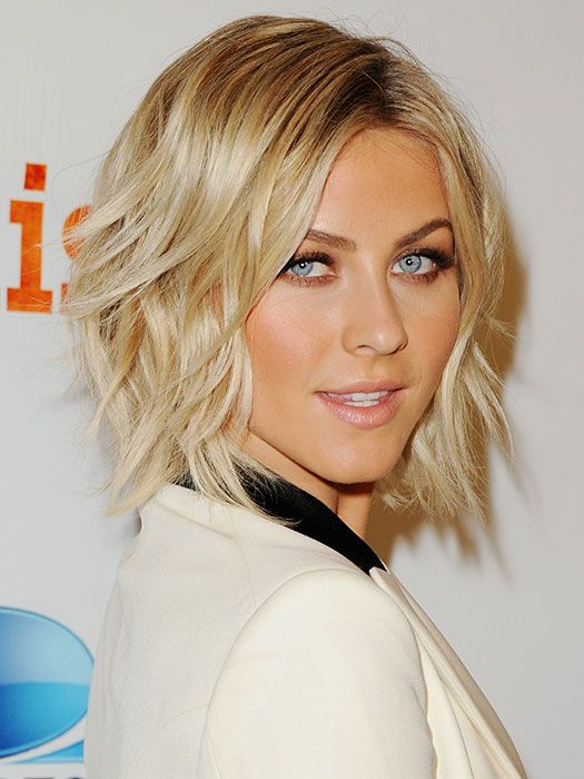Shag Layered Long Bob Haircut Women Hairstyles