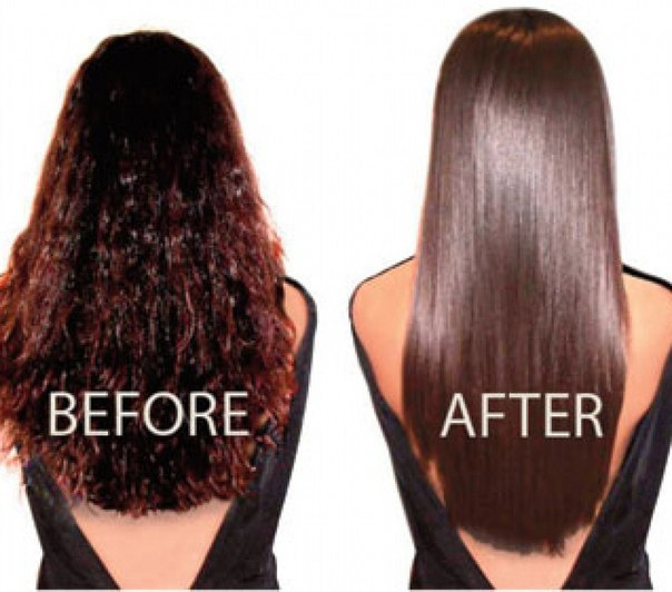 the best options for straightening thick curly hair - women hairstyles