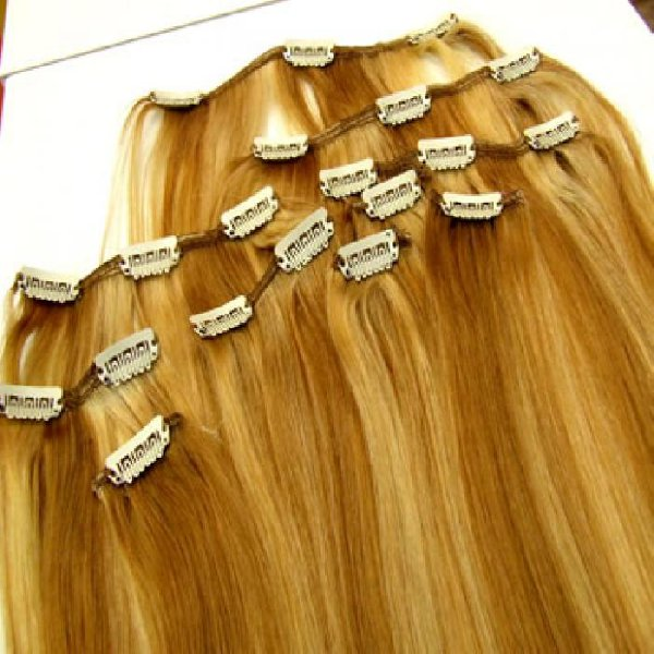 Wedding Hairstyle With Hair Extensions: Clip In Hair Extensions For Your Wedding Day