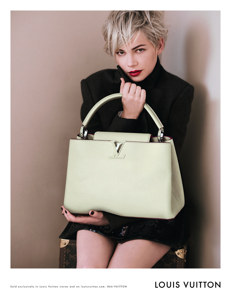 Michelle-Williams-Long-Pixie-Louis-Vuitton