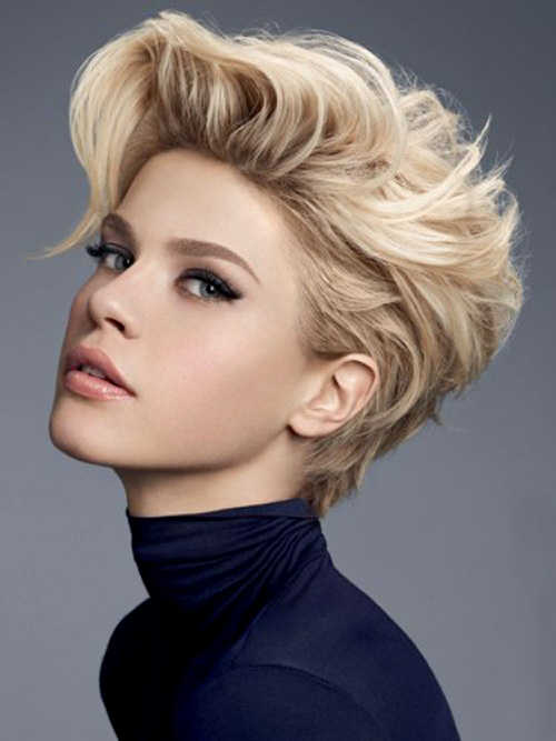 hair styles for women short hair fabulous hairstyle tips for with hair 3342 | Short high volume hairstyles