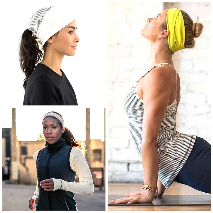 Hair Accessories for the Gym