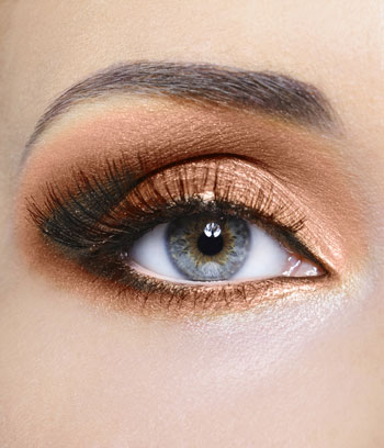 Eye Shadow tutorial for Daytime and Nightime