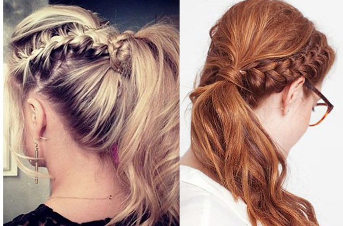 Easy Dutch Braid Headband Tutorial Women Hairstyles
