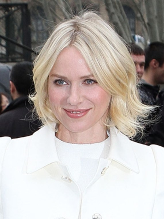 Naomi Watts Hollywood Hairstyles Women Hairstyles